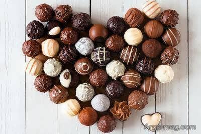 طرز تهیه شکلات توپی با طعمی جادویی و فوق العاده