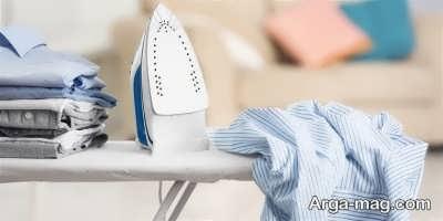 کاهش زمان اتو کردن با دانستن نحوه اتو کردن لباس ها