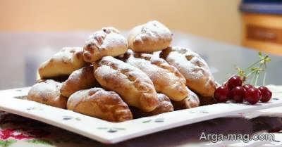 طرز پخت پیراشکی سیب با طعمی دوست داشتنی و ایده آل