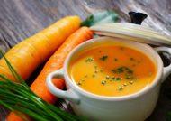 آموزش طرز تهیه سوپ هویج
