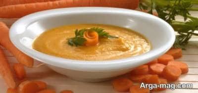نحوه تهیه سوپ هویج