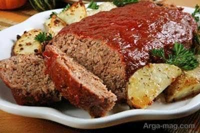 طرز تهیه میتلف گوشت با روشی آسان و دوست داشتنی
