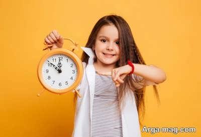 افزایش صبر در کودکان با انجام چند روش ساده