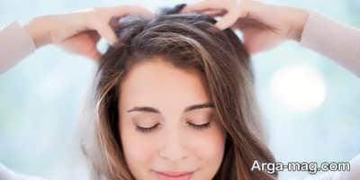 چگونگی ماساژ دادن پوست سر