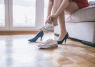 افزایش طول عمر کفش