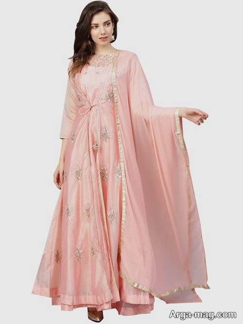 لباس هندوستانی مجلسی