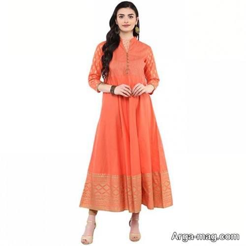 لباس هندی بلند