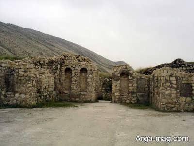 آشنایی مکان های تاریخی و دیدنی کازرون
