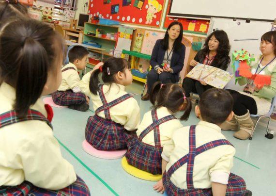 اثرات مثبت مهد رفتن کودکان