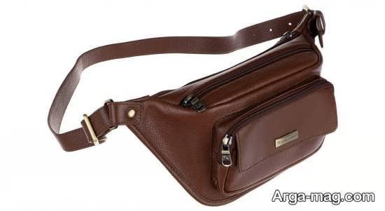 نمونه کیف جالب کمری زنانه