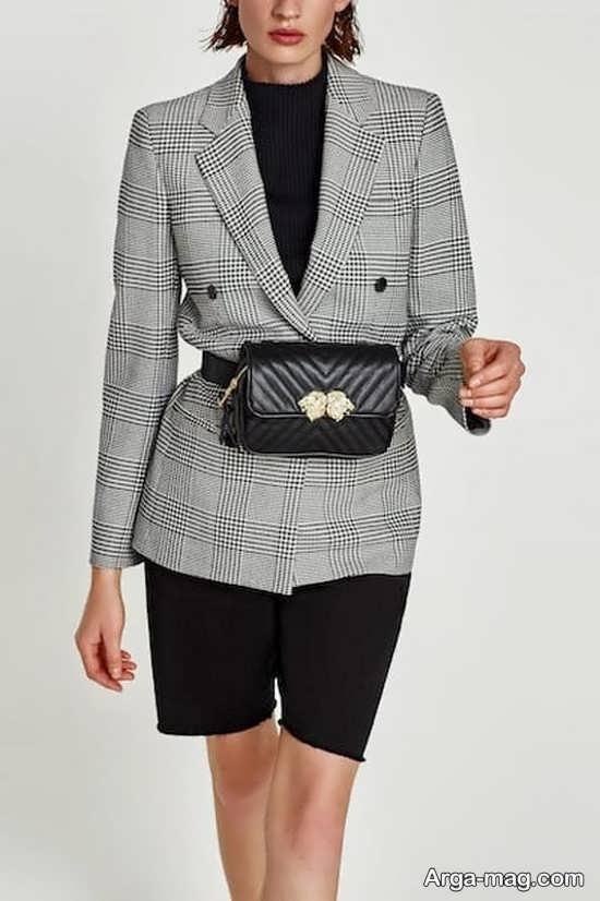 نمونه جدید کیف کمری زنانه