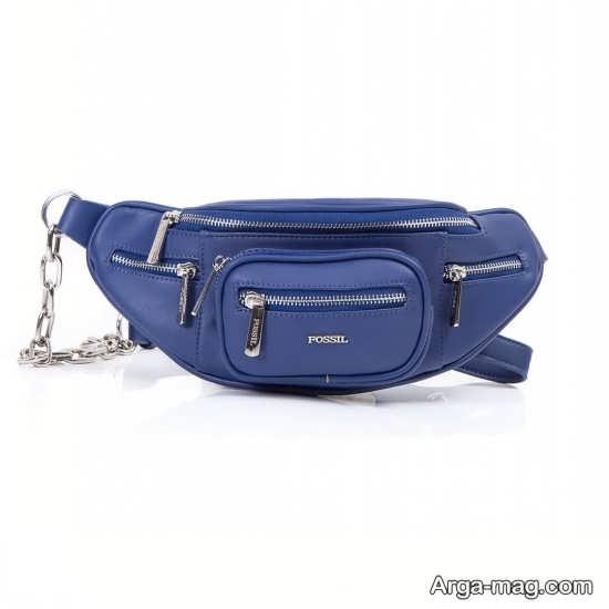 نمونه کیف کمری برای شال جدید