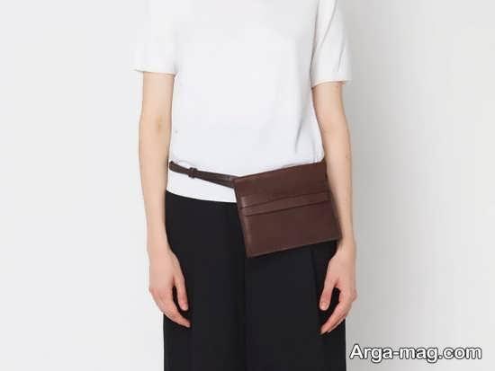 کیف کمری زیبا و شیک