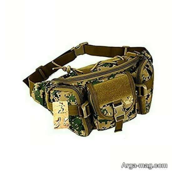 مدل کیف کمری شکاری جدید با رنگ خاص