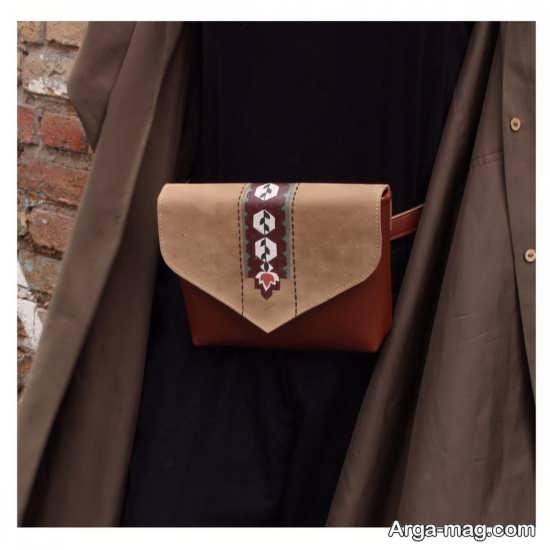 انواع کیف کمری زنانه