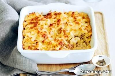 روش تهیه پاستا پنیری