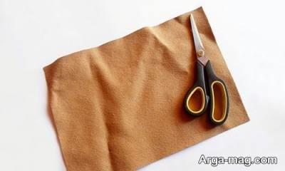 آموزش ساخت کیف تبلت
