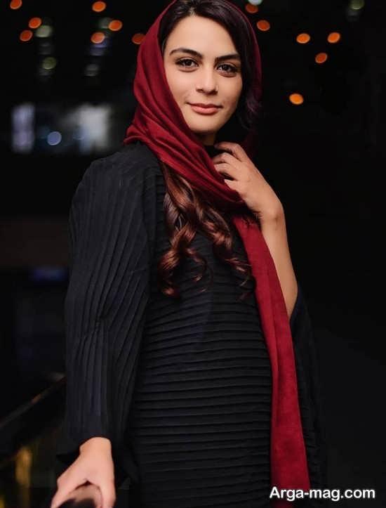 بیوگرافی مارال فرجاد بازیگر سینما و تلویزیون ایرانی