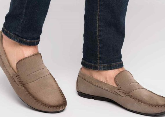 مدل کفش جیر مردانه