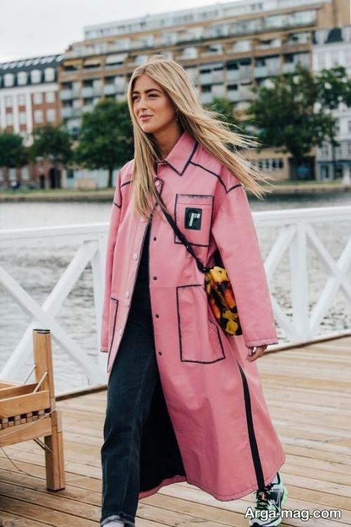 مدل مانتو اسپرت 99 دخترانه