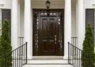عکس مدل درب ورودی ساختمان