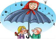 عکس نقاشی روز مادر