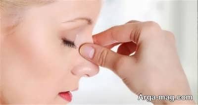 خون ریزی بینی در بارداری طبیعی است؟