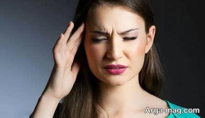 درمان سردرد های تنشی با کنترل استرس