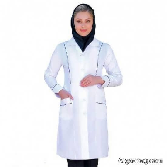 روپوش سفید برای پرستاری