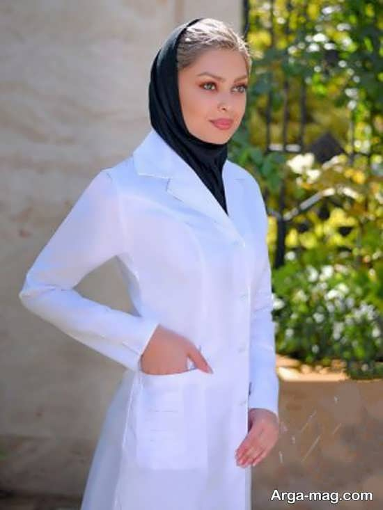 مدل مانتو پرستاران خانوم