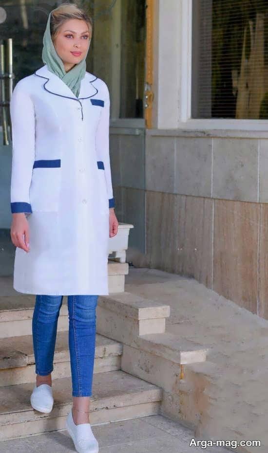 مدل لباس پرستاری برای خانوم ها
