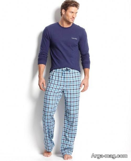 لباس خواب شیک مردانه