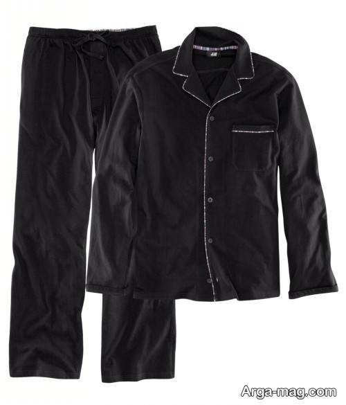 لباس خواب ساده برای آقایان