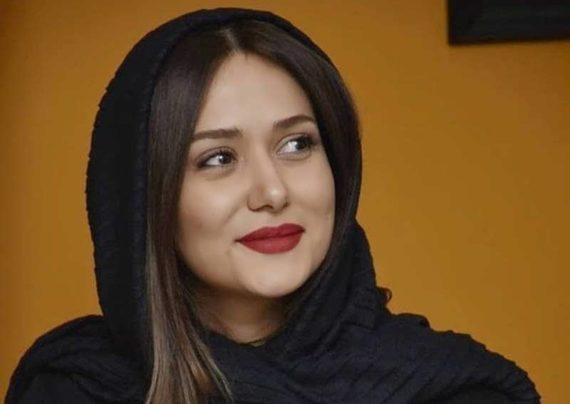پریناز ایزدیار بازیگر موفق و جذاب کشورمان