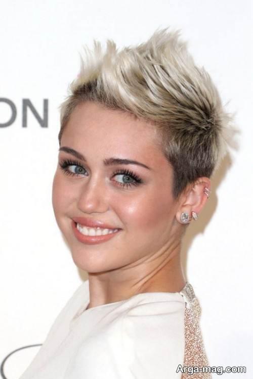 مدل موی کوتاه و زیبا زنانه