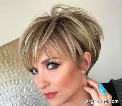 مدل مو زیبا و جذاب زنانه
