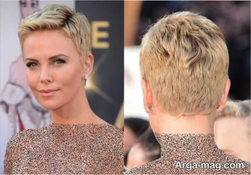 مدل موی خیلی کوتاه پیکسی