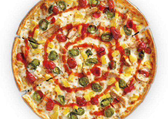 طرز تهیه پیتزا گریل