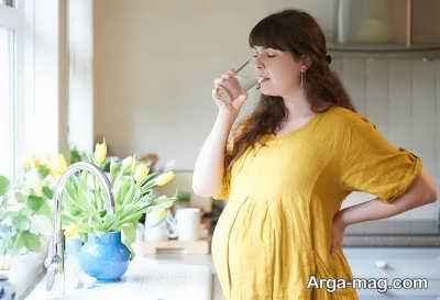 علت بروز بیماری در بارداری چیست