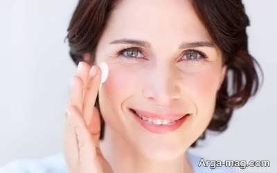 روشی برای پیشگیری از چروک پوست