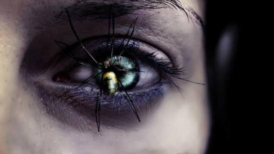 انواع مختلف عکس پروفایل چشم
