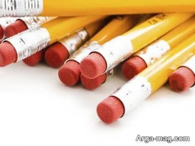 پاک کردن مداد رنگی از روی دیوار