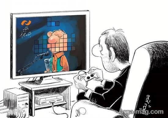 تحول در شیوه ی سانسور در تلویزیون!