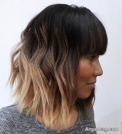 کوتاهی موی شیک برای خانم ها