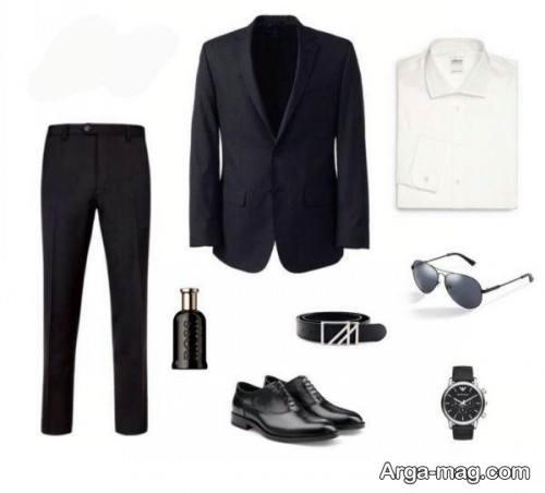 ست لباس مجلسی برای آقایان