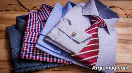 مدل ست پیراهن و کراوات برای آقایان شیک پوش
