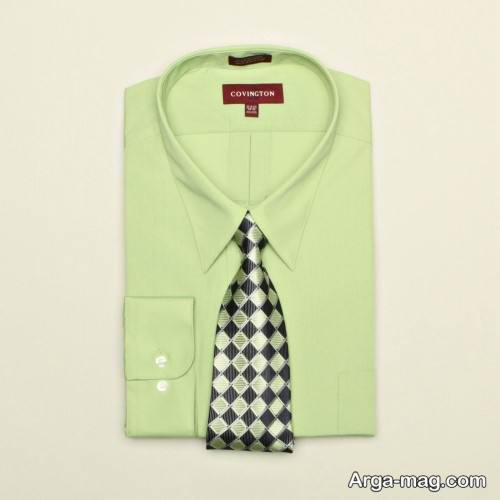 کراوات و پیراهن مردانه