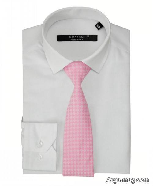 مدل پیراهن و کراوات مجلسی مردانه