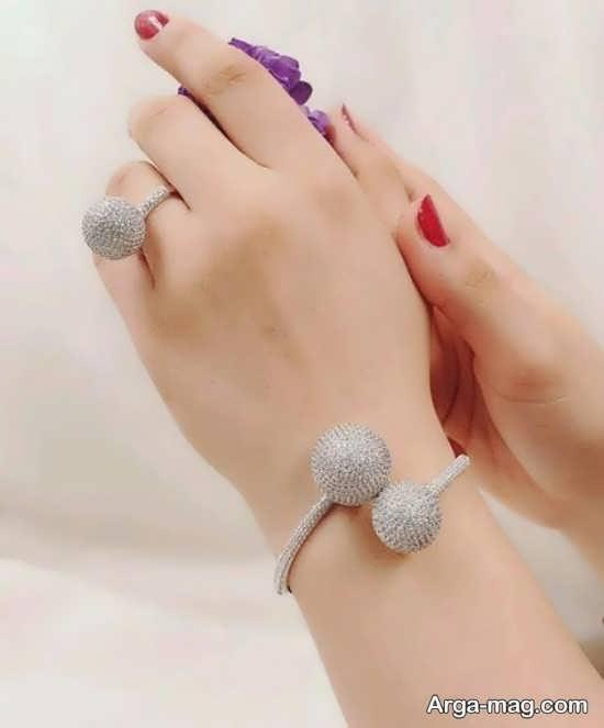 مدل شیک انگشتر و دستبند