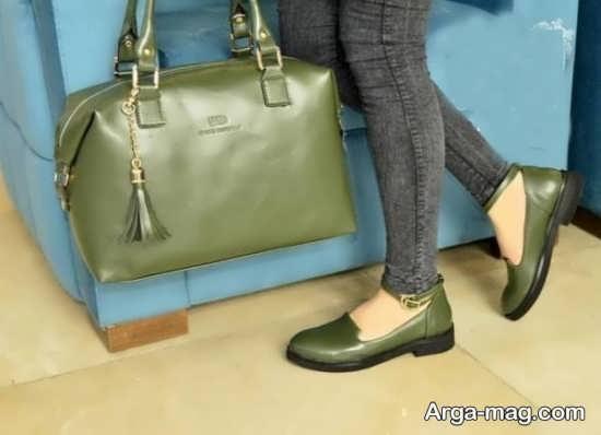 براق کردن کیف و کفش مدل جدید